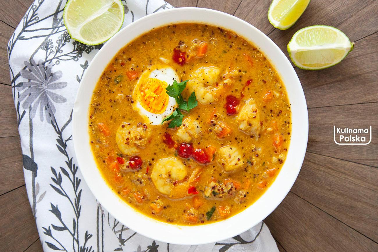 Zupa Rybna Z Karaibów Inna Niż Wszystkie I Niesamowicie